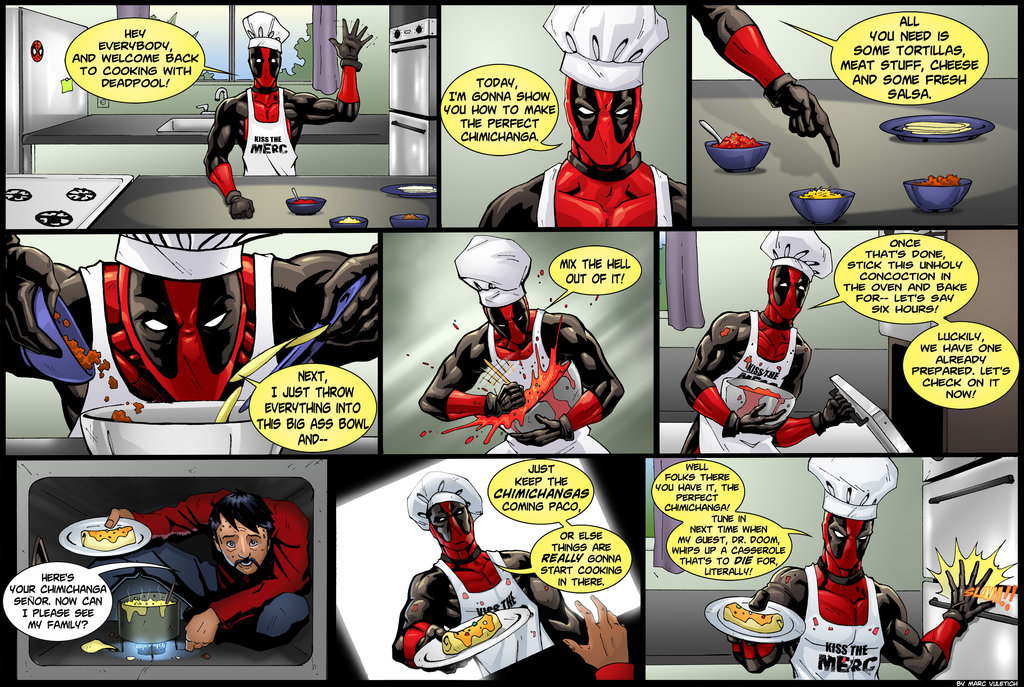 deadpool chimichanga recipe - photo #6